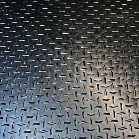 1,50m x 0,67m St/ärke: 5 mm 1m/² Riffelmatte Farbe: schwarz