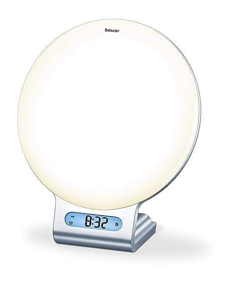 Beurer Wake Up Light.Beurer Wl75 Bluetooth Relax Sleep And Wake Up Light