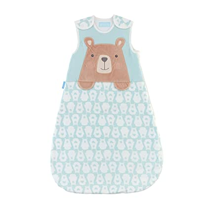 Grobag Bennie The Bear - Saco de dormir (2,5 tog, 0-