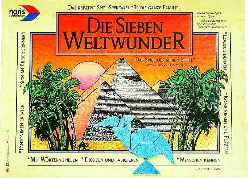 DIE SIEBEN WELTWUNDER (Das Spiel der sieben Spiele)