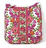 Vera Bradley Mailbag Cross-body in Lilli Bell