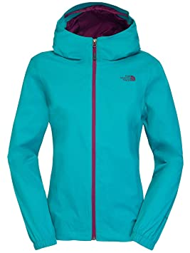 The North Face Quest - Chaqueta para mujer, color Fanfare Green, talla S