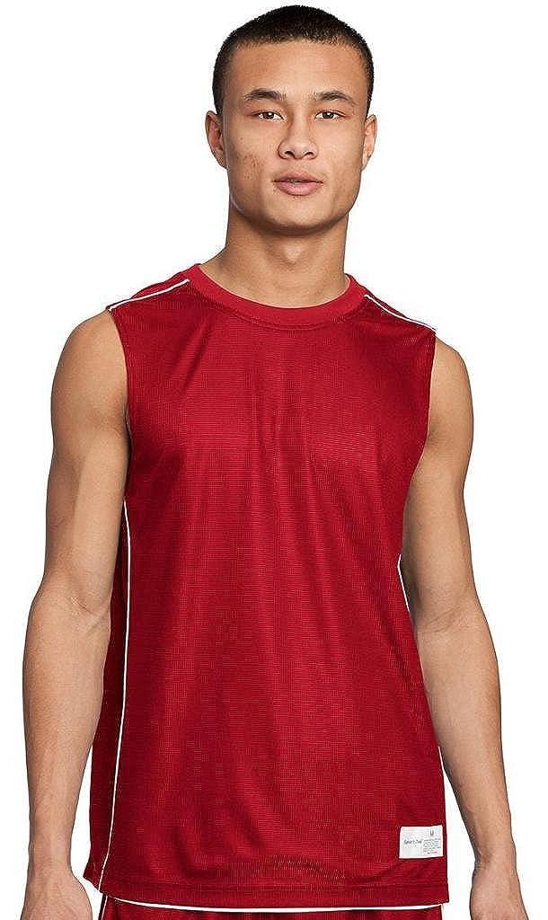 Sport-Tek Mens Reversible Sleeveless Athletic T-Shirt