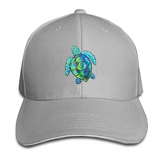 053dd43a318c6 Tortoise Sea Turtle Baseball Cap For Men Women Designs Pink Dad Hats ...