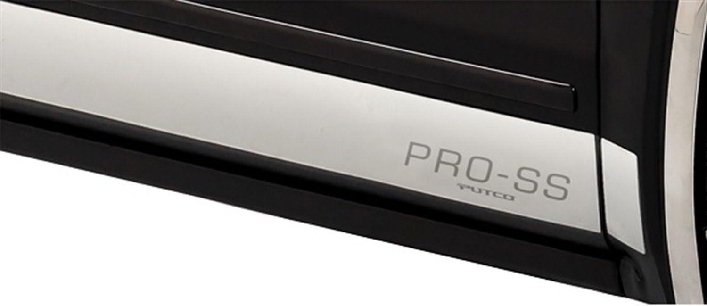 10 Pieces Putco 3751219 Pro SS Stainless Steel Rocker Panel Kit