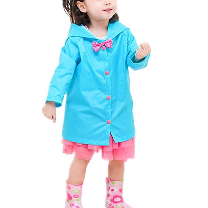 Amazon.com: taiduosheng edad de 2 ~ 10 con capucha para ...