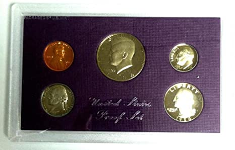 Supplies 1988-S Clad Proof Set COA ONLY NO COINS