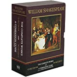 William Shakespeare: The Complete Works and A Companion Guide Box Set