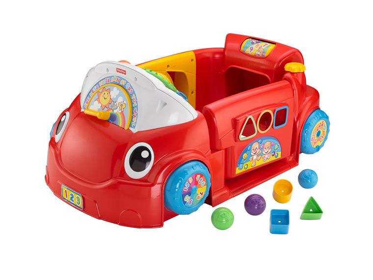 Laugh & Learn Smart Stages Crawl Around Car  |Fisher Price Laugh And Learn Cars