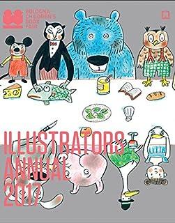 Book Cover: Illustrators Annual 2017