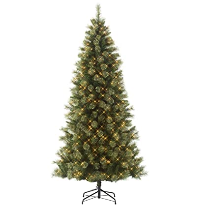 Image Unavailable. Image not available for. Color: Cashmere Pine Christmas  Tree Jaclyn Smith ... - Amazon.com: Cashmere Pine Christmas Tree Jaclyn Smith 7' Pre-Lit