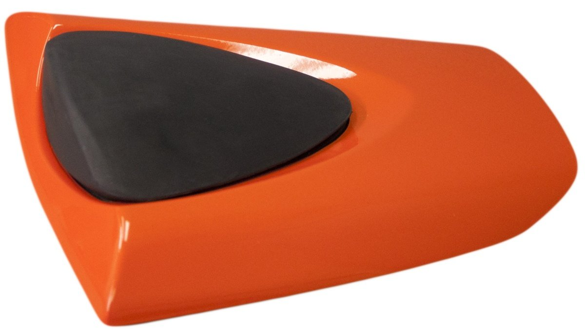 Yana Shiki SOLOH101PFO Pearl Fire Orange Painted Solo Seat Cowl Cover for Honda CBR600RR 07-12