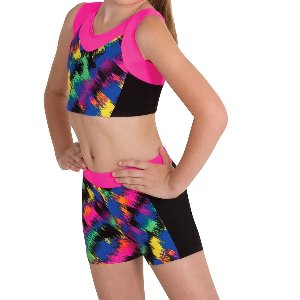 Body Wrappers 2003 Girls' Dance & Gymnastics Short