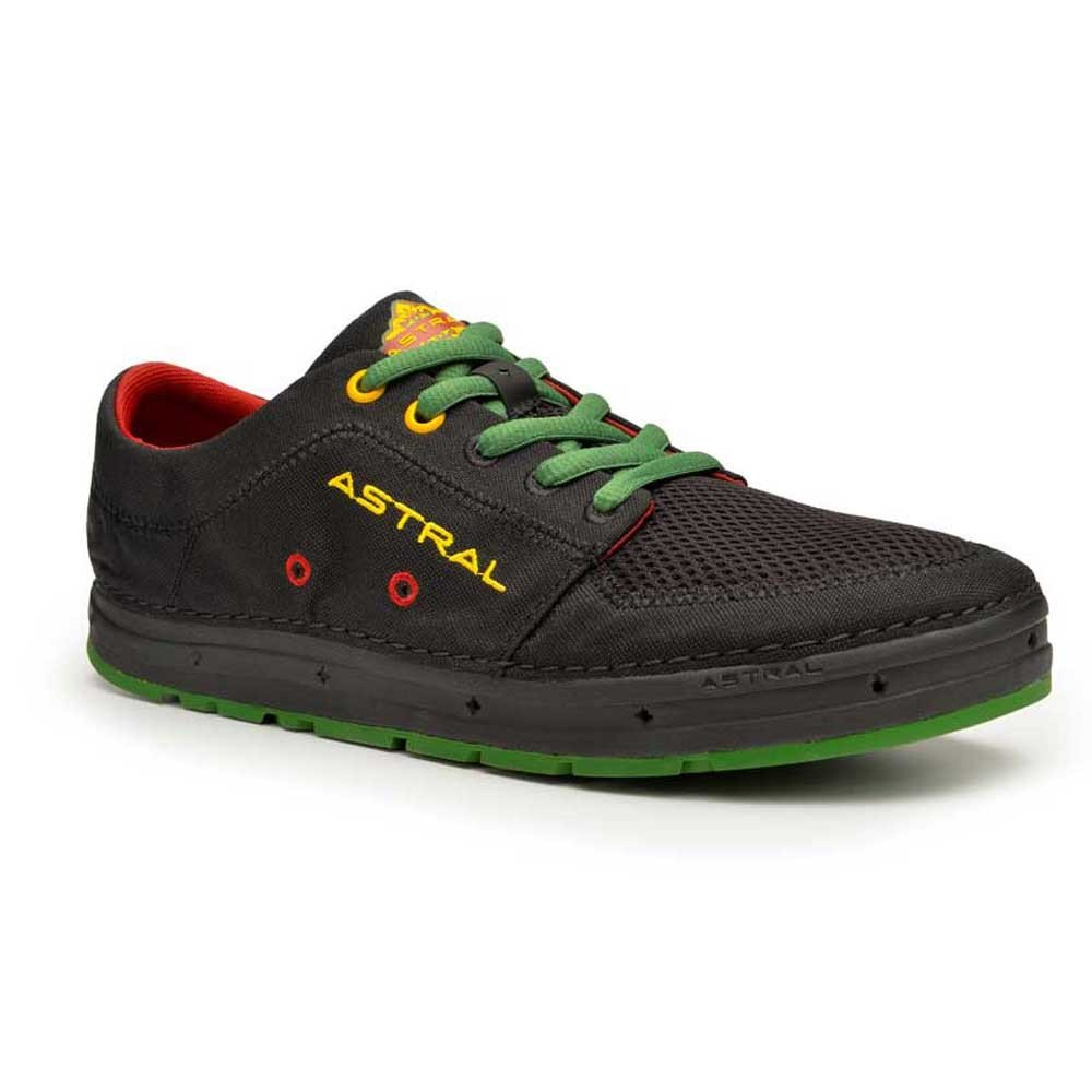 Astral Brewer Water Shoe - Men\'s Rasta/Black