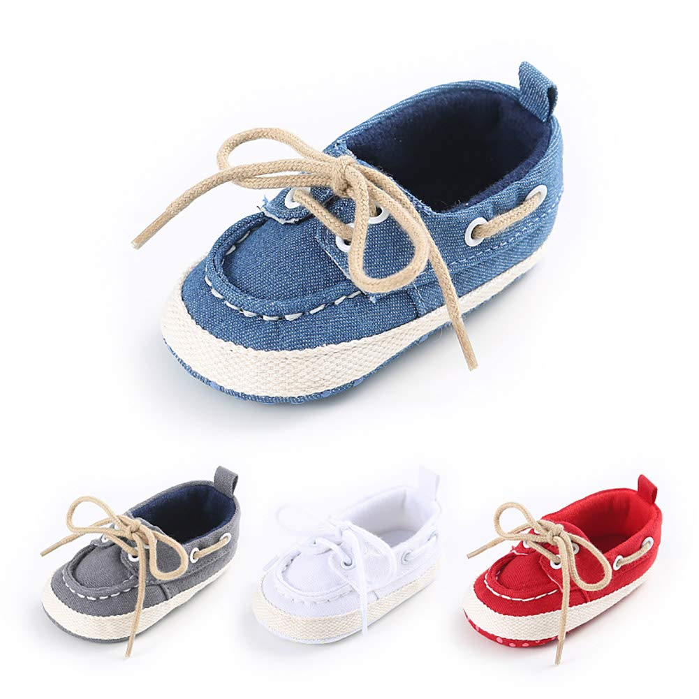 Guoainn Comfortable Baby Shoes Clearance Fashion Newborn Infant Baby Girls Boys Soft Anti-slip Prewalker Toddler Shoes Gift