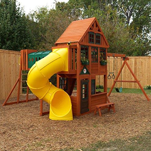格安人気 Cedar Grove B07BHBYP5Y Manorスイング再生セットKidkraft Grove Cedar B07BHBYP5Y, 岩内郡:d88a3004 --- munstersquash.com