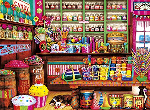 jelly bean jigsaw puzzle - 5