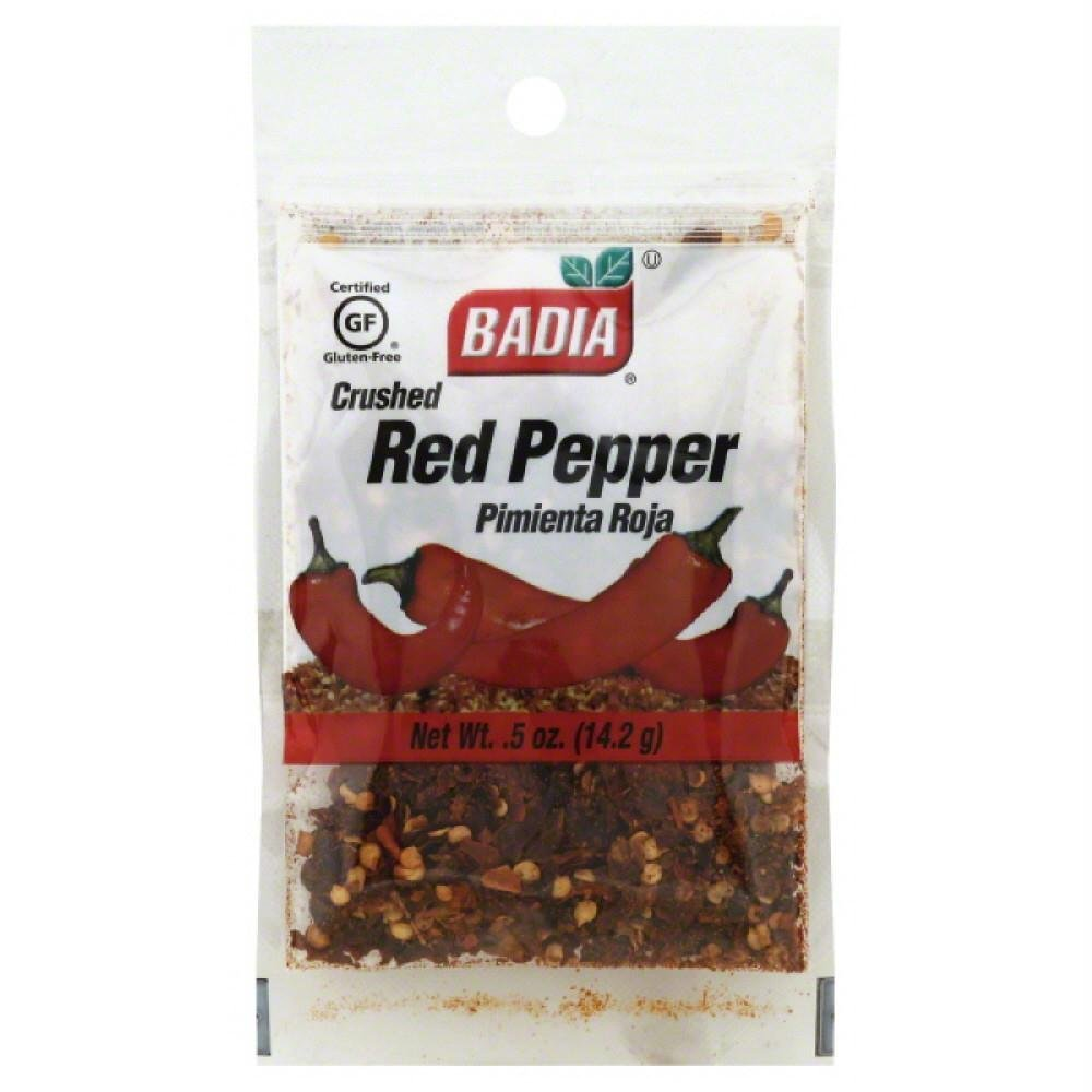 Badia Pepper Red Crushed Cello, 0.5 oz