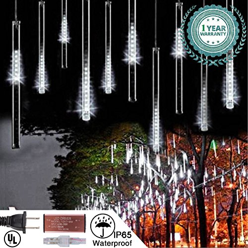 360 White Led Icicle Lights in US - 7