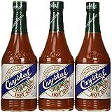 Crystal Hot Sauce Louisiana's Pure Hot Sauce - 12 oz (Pack of 3)