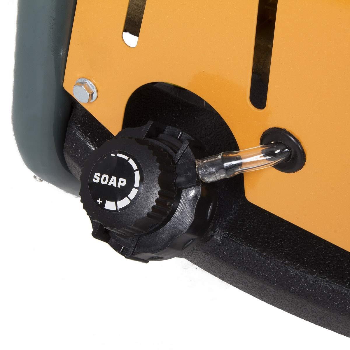 Greencut JET380X Hidrolimpiadora motor gasolina 8cv 317BAR 4600PSI