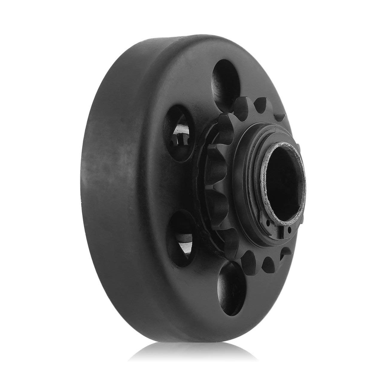 Centrifugal Clutch 1inch Bore 14T 14 Tooth Suitable For 40 41 420 Chain Up To 13HP 2300 RPM For Mini Bike Go Kart Racing