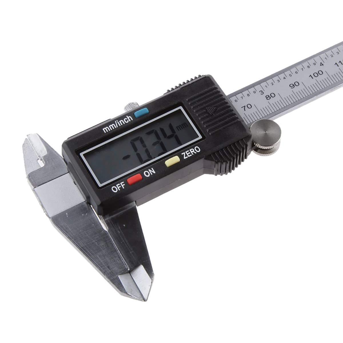 150 mm Guage in acciaio INOX Calibro a corsoio digitale