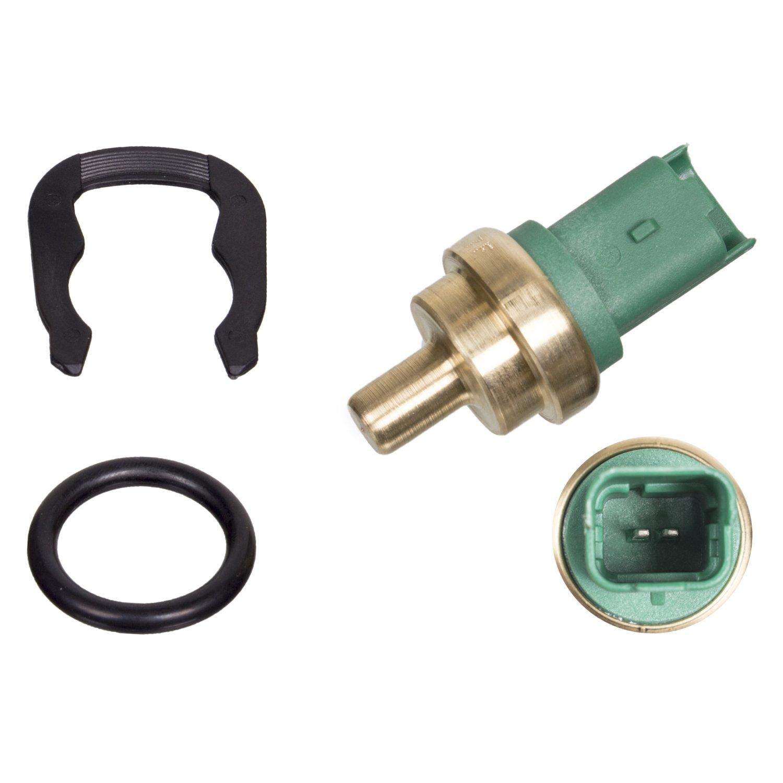 febi bilstein 36038 sensore temperatura refrigirante / termico con anello di tenuta e molla di ritegno Febi Pan EU