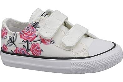 Converse CTAS V2 Ox 763545c, Sneakers Basses Mixte Enfant