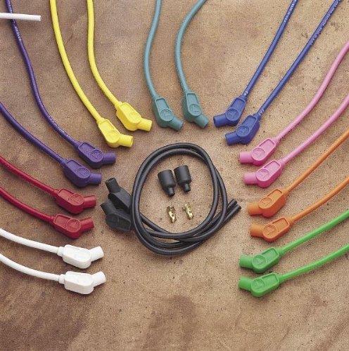 (Sumax Custom Red 8mm Plug Wires 20234)