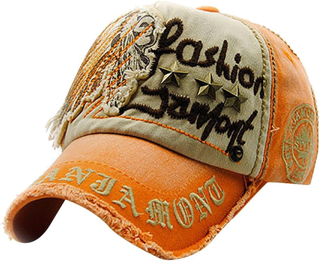 Beladla Sombrero Mujer Y Hombre Vintage Snapback Sombreros Unisex ...