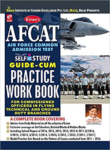 Pdf Book For Afcat Exam