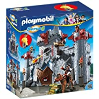 PLAYMOBIL Super 4 Take Along Black Baron`s Castle...