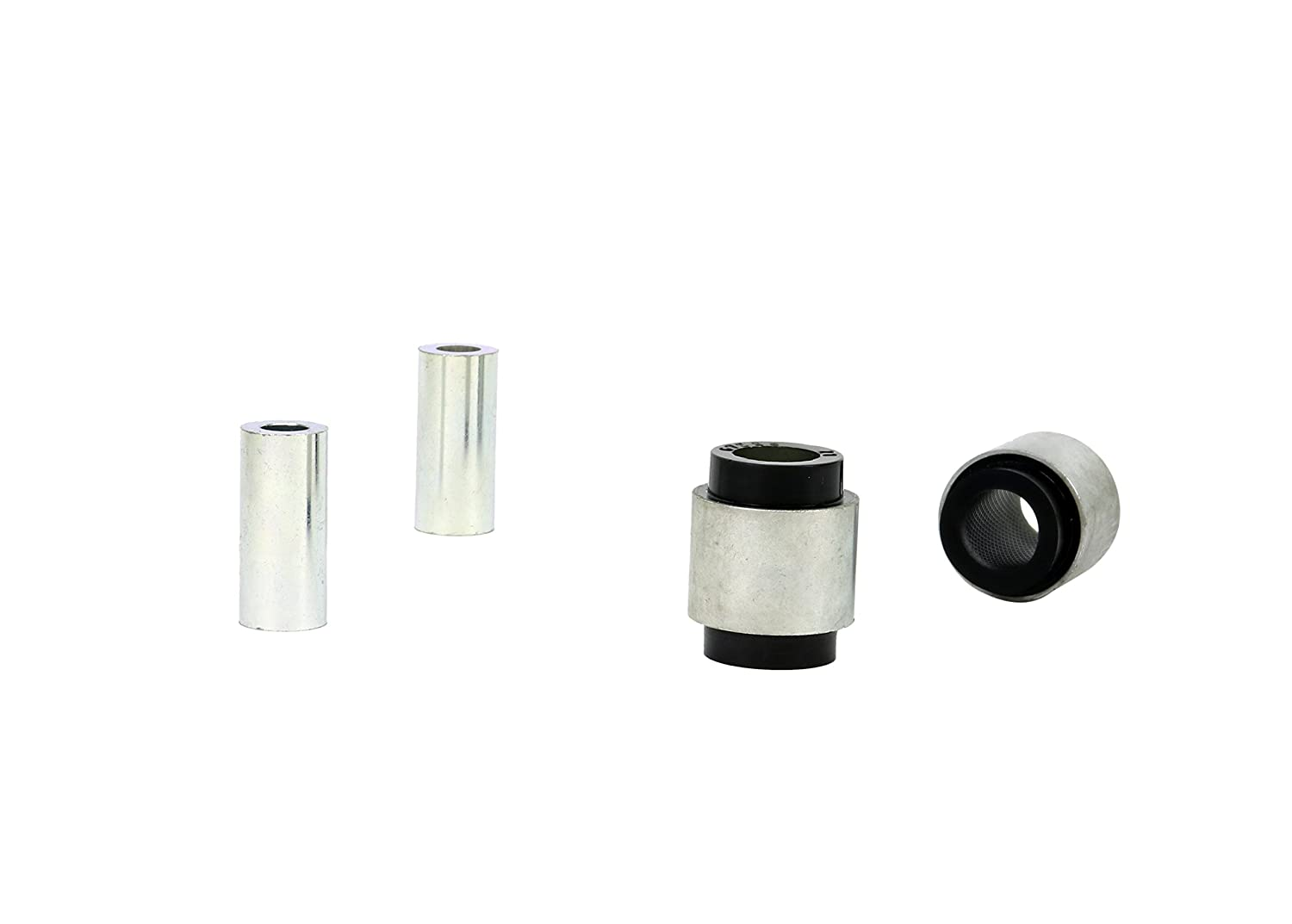 NewYall Pack of 2 Rear Left /& Right Trailing Arm Bushing Lower Bushings