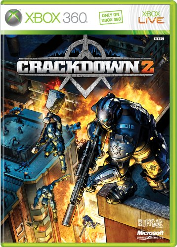 Crackdown 2 X360 UK Import (Region - Customs Fees Usps
