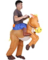 Anself Funny Inflatable Costume Blow Up Inflatable Suit