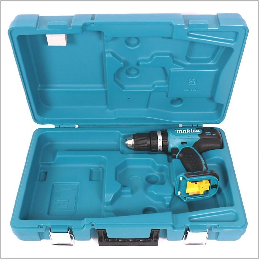 Makita dHP 453 zK 18 v li-ion-perceuse-visseuse /à percussion sans fil livr/é avec coffret de transport en plastique