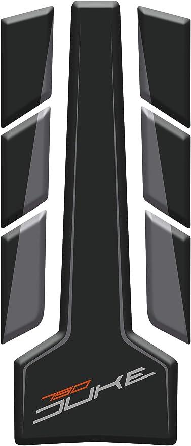 Tankpad Motorad Draht Muster Tankschutz Kompatibel Von K T M Duke 790 V1 Auto