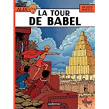 Alix (Tome 16) - La Tour de Babel (French Edition)