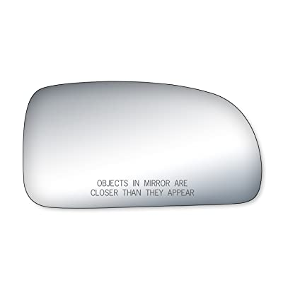 Fit System 90188 Chevrolet Trailblazer Passenger Side Replacement Mirror Glass: Automotive