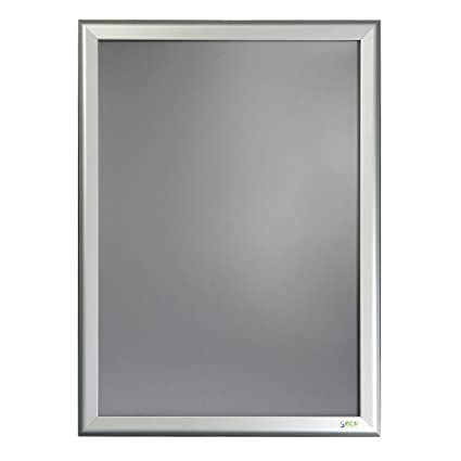 Amazoncom Seco 32sn3648 Sv Luxury Snap Frame 36 X 48 Silver