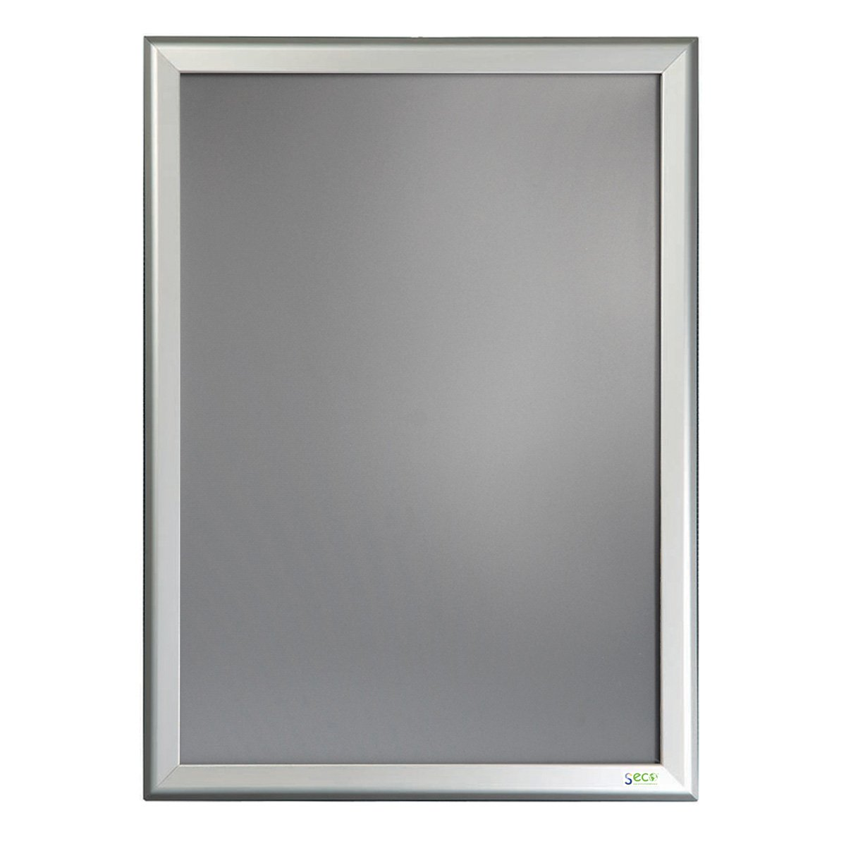 SECO 32SN3648-SV Luxury Snap Frame, 36'' x 48'', Silver