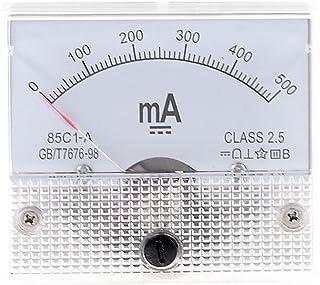 Sourcingmap - Analogico Amperometro; Modello no: 85C1-A