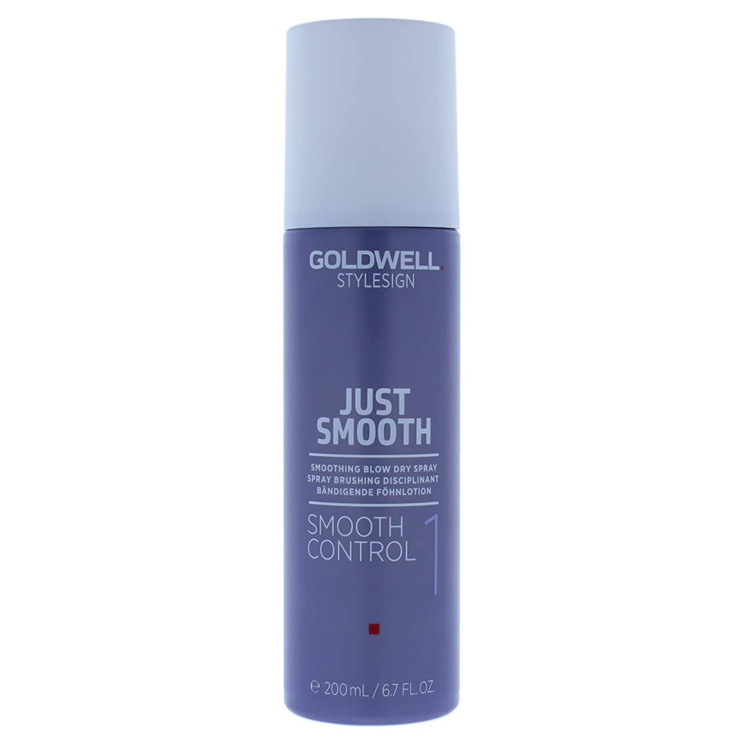 Goldwell Sign Smooth Control, Hitzeschutzspray, 1er Pack, (1x 200 ml) 96325698
