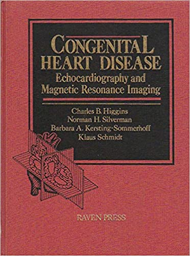 Gratis nem ebook downloads Congenital Heart Disease: Echocardiography and Magnetic Resonance Imaging 0881676047 PDF PDB