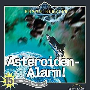 Asteroiden-Alarm (Weltraum-Abenteuer 15) Hörspiel