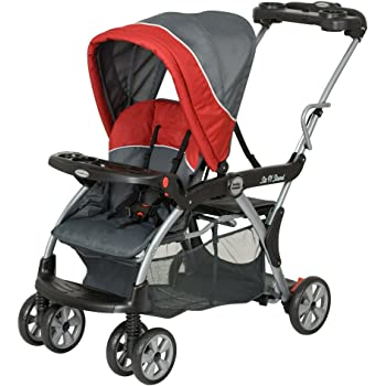 Amazon Com Baby Trend Sit N Stand Deluxe Stroller