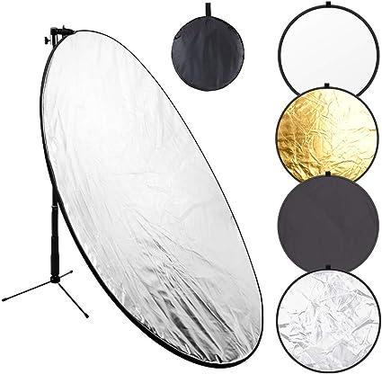 110 Zentimeter Lichtreflektor 5 In 1 Kit Für Kamera