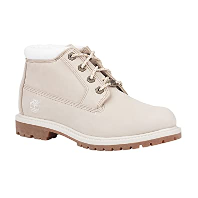 timberland women's nellie chukka waterproof gum sole boots