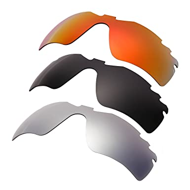 4223dc9d377 Image Unavailable. Image not available for. Color  Hkuco Plus Mens Replacement  Lenses For Oakley Radar Path-Vented ...